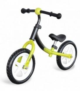 Bicicleta Fara Pedale - Master Sport, Poke, Verde, 12 inch
