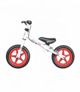 Bicicleta Fara Pedale - Master Sport, Alb 12 inch