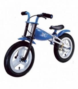 Bicicleta Copii Fara Pedale - Spartan, JD, Albastru