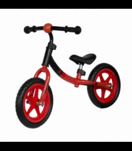 Bicicleta Fara Pedale, Master Sport, Poke, Rosu