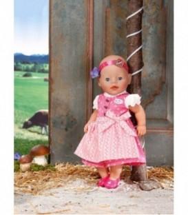 Baby Born - Papusa Interactiva Octoberfest