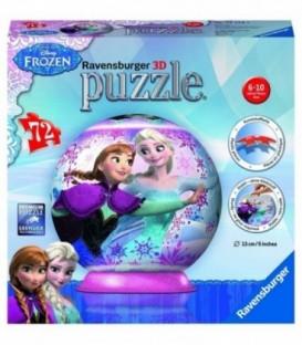 PUZZLE 3D FROZEN, 72 PIESE