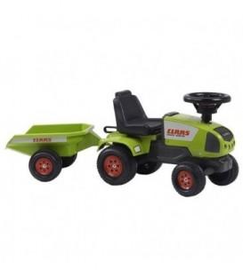 Tractoras Claas Celtis cu Remorca