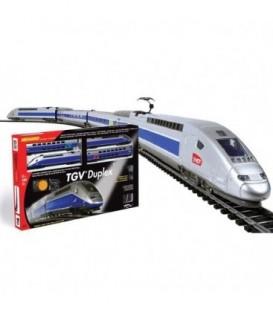 Trenulet Electric TGV Duplex