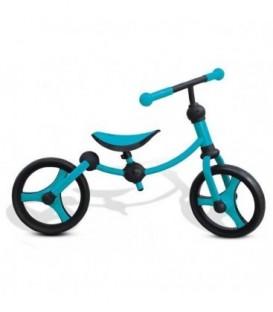 Bicicleta fara Pedale Running Bike Albastru