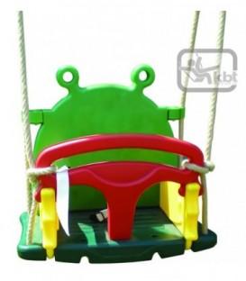 Leagan Baby TRIGO Verde/Galben/Rosu-2.5m