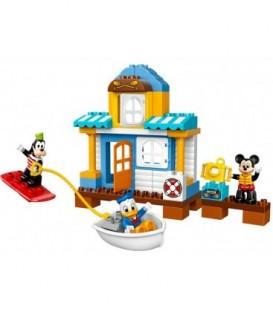 LEGO® Casa de pe plaja a lui Mickey si prietenii [10827]