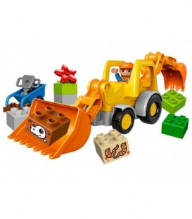 LEGO® Incarcator-excavator LEGO DUPLO [10811]