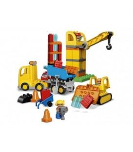 LEGO® Santier mare LEGO DUPLO [10813]