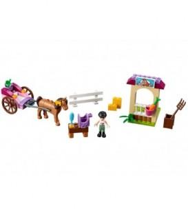 LEGO® Trasura cu cai a Stephaniei [10726]