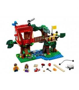 LEGO® Aventuri in casuta din copac [31053]