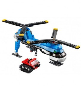 LEGO® Elicopter cu rotor dublu [31049]