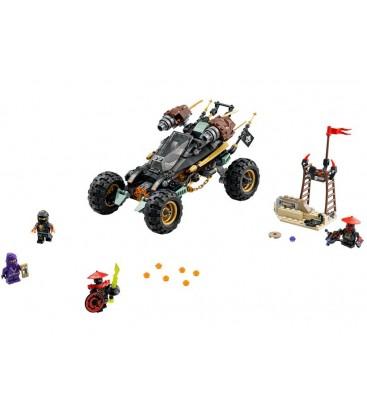 LEGO® Vehiculul lui Cole [70589]