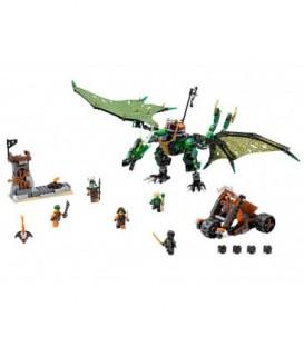 LEGO® Dragonul verde NRG [70593]