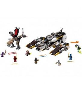 LEGO® Avion invizibil pentru incursiuni [70595]