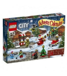 LEGO® City: Calendarul de Advent [60133]