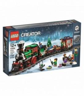 LEGO® Trenul sarbatorilor de iarna [10254]
