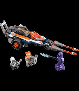 LEGO® Motocicleta dubla a lui Lance [70348]