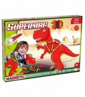 SUPERMAG 3D - JUCARIE CU MAGNET T-REZ