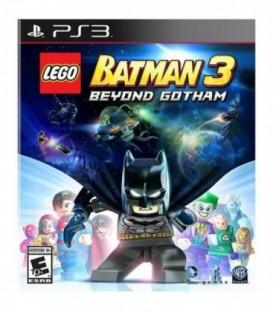 Lego Batman 3 Beyond Gotham Toy Edition Ps3