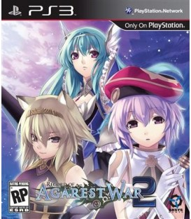 Record Of Agarest War 2 Standard Ps3