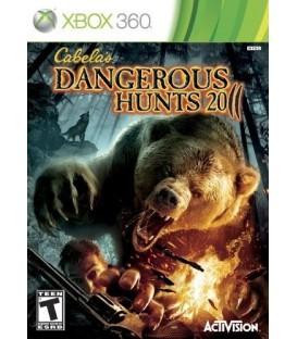 Cabela's Dangerous Hunts 2011 Xbox360
