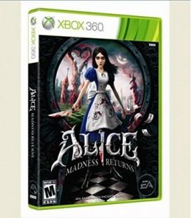 Alice Madness Returns Xbox360