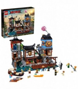 LEGO® Docurile Orasului Ninjago [70657]