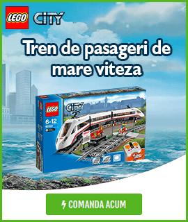 LEGO Tren de pasageri de mare viteza