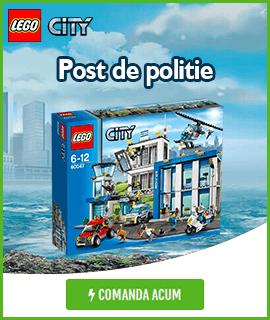 LEGO Post de politie