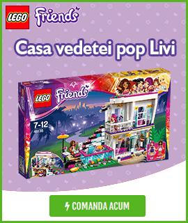 LEGO Casa vedetei pop Livi