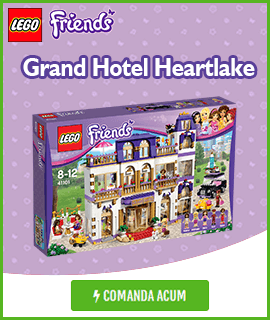 LEGO Grand Hotel Heartlake